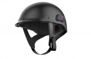 Cavalry, Bluetooth Integrated Half Helmet
