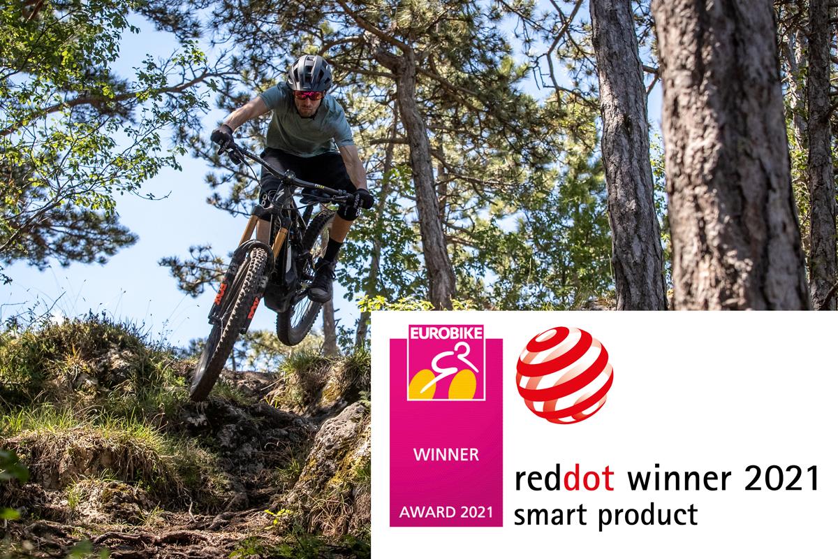 Sena Red Dot Award
