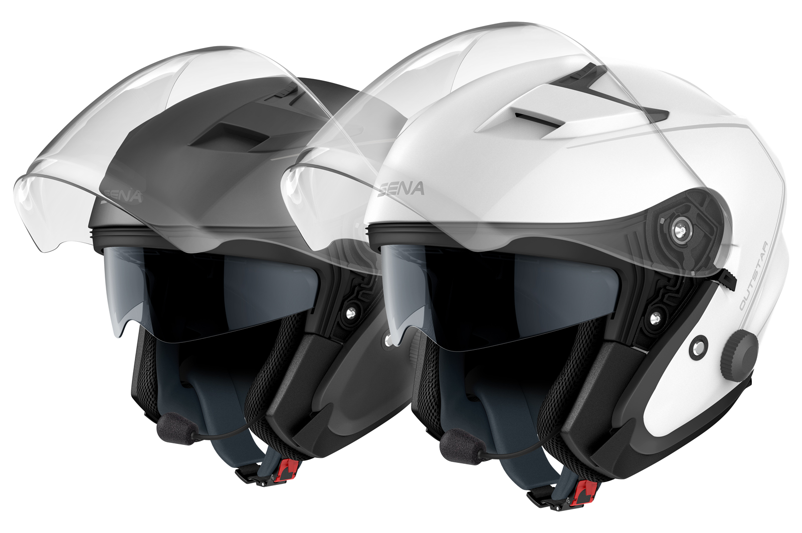 Oustar Full-Face Smart Helmet