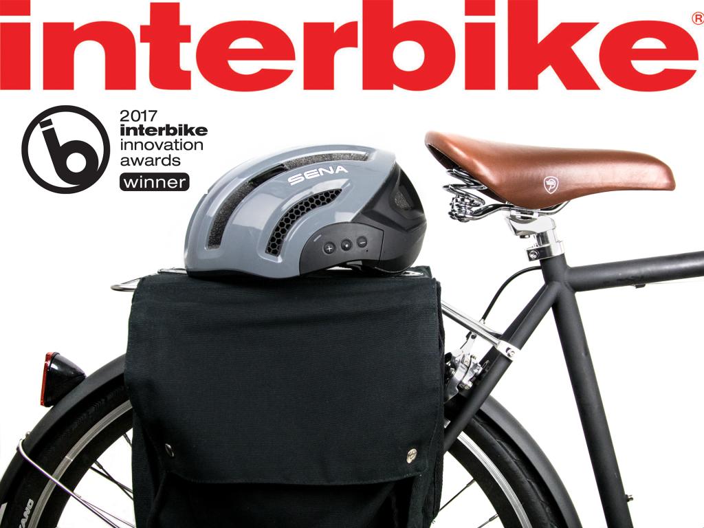 Sena Bluetooth Interbike 2017