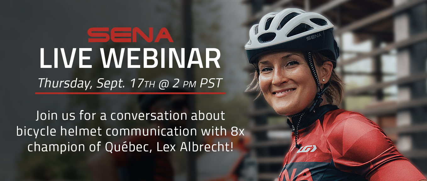 Join us for a live webinar!