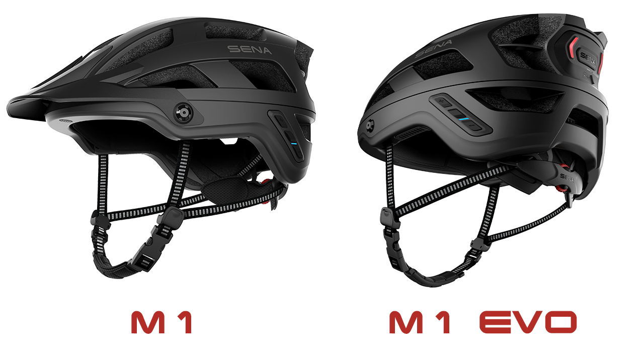 Mountain Bike Helmets Coming 2021