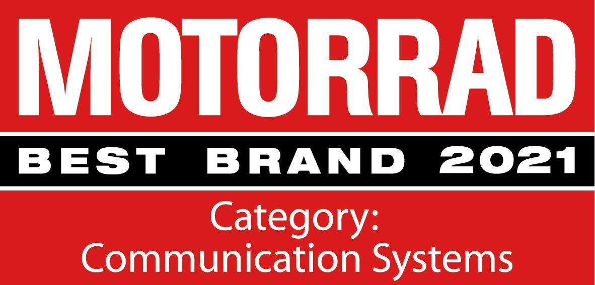 Sena wins Motorrad Best Brand in Communication Systems