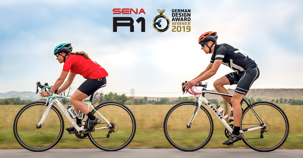 Sena R1 German Design Award 2019