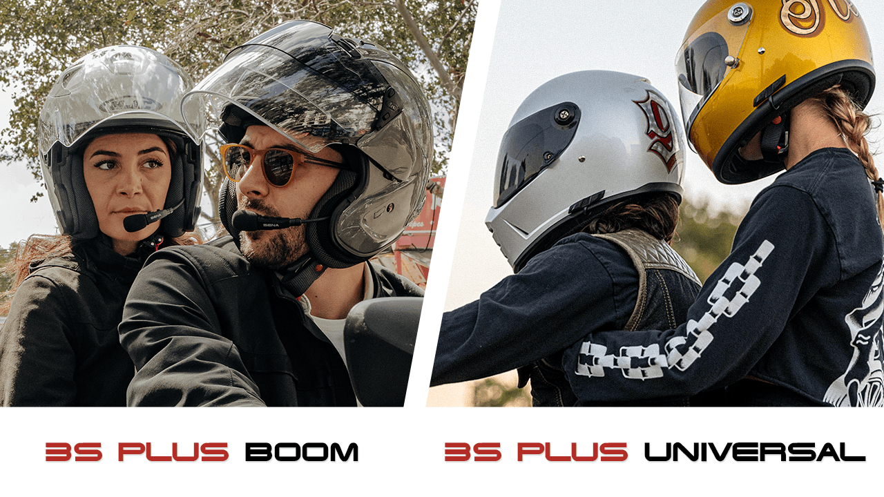 Two variants: Boom & Universal