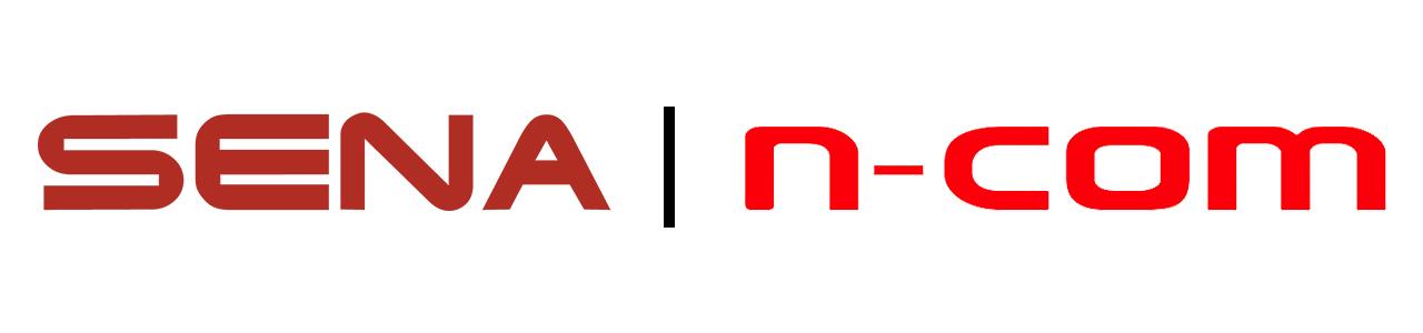 Sena X N-com Logos
