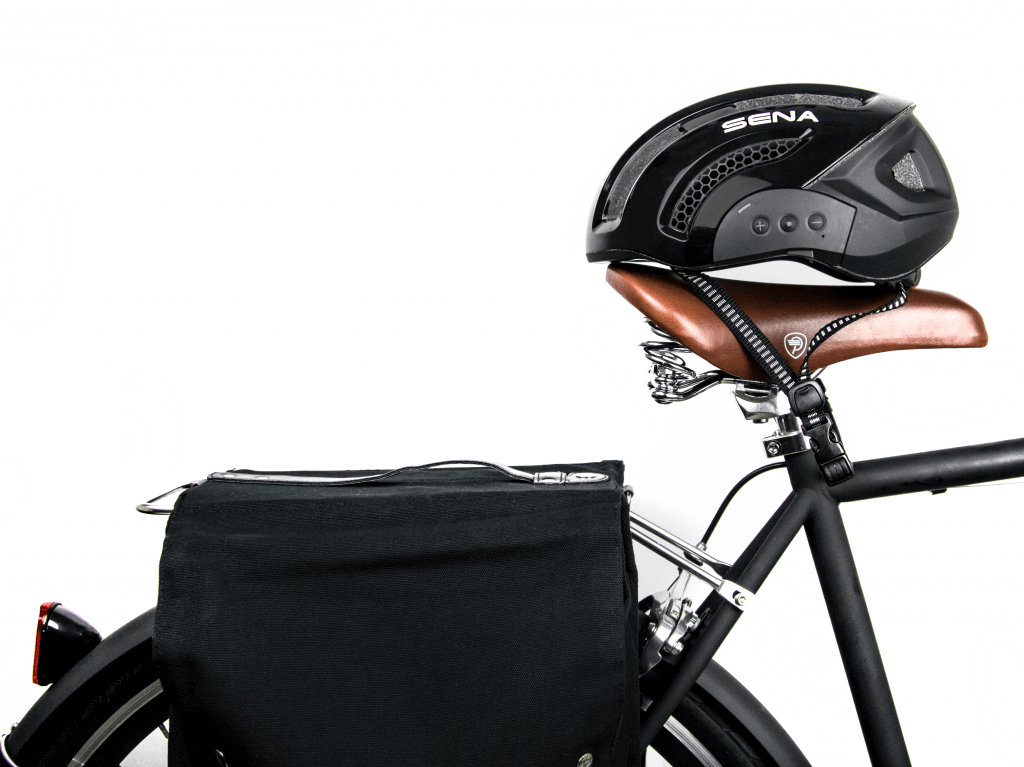 Sena Releases New X1 Cycling Helmet