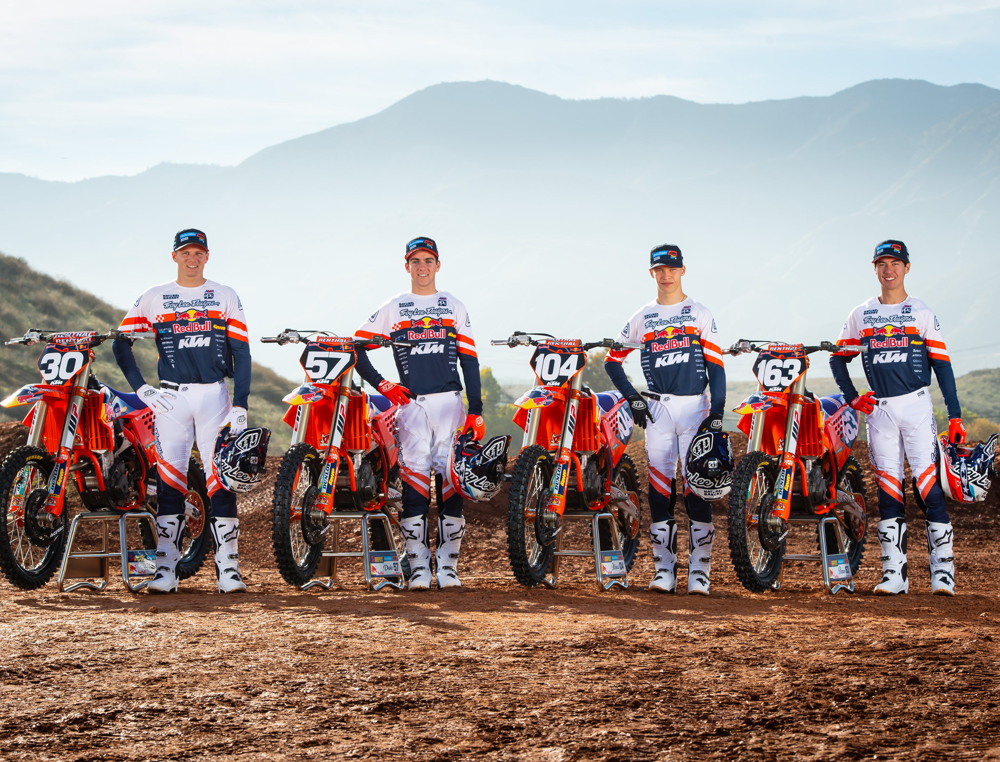 Team TLD 4 Riders