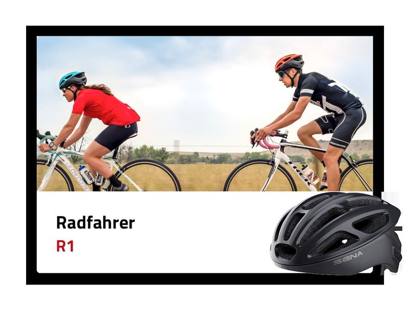 Radfahrer: R1