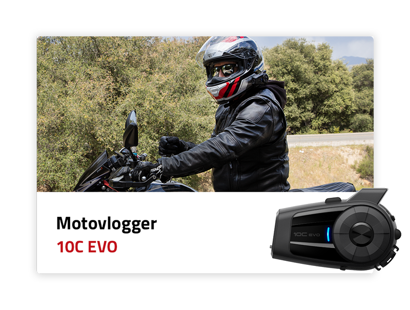 Motovlogger: 10C EVO