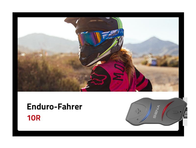 Enduro-Fahrer: 10R