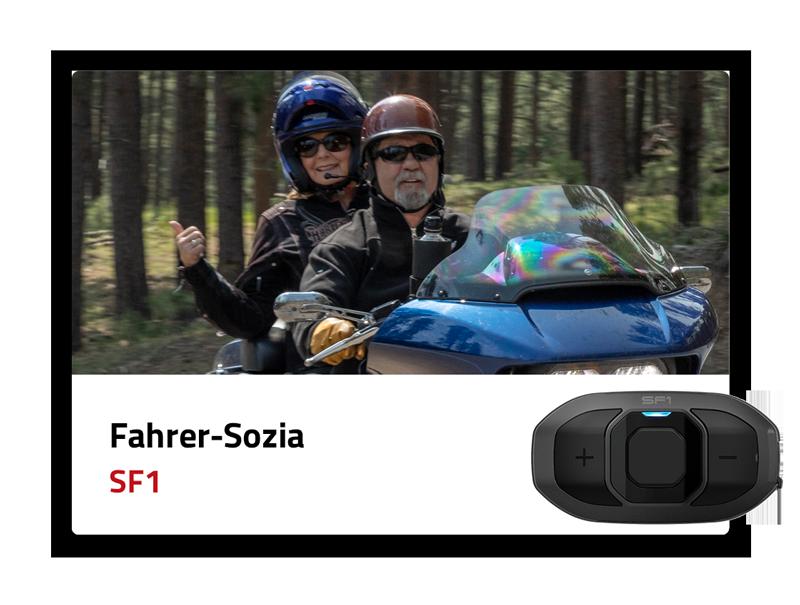Fahrer-Sozia: SF1