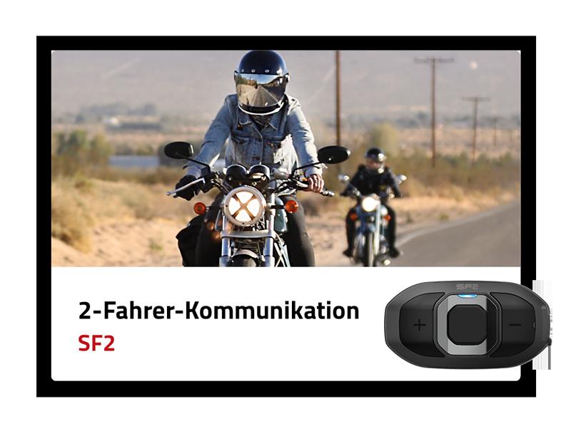 2-Fahrer-Kommunikation: Sf2