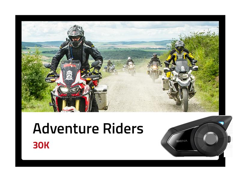 Adventure Riders: 30K