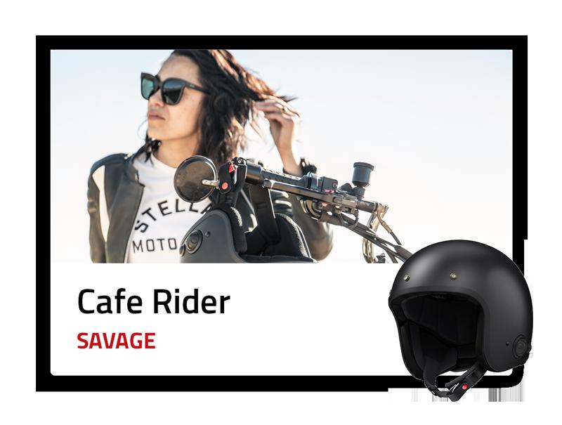 Cafe Rider: Savage