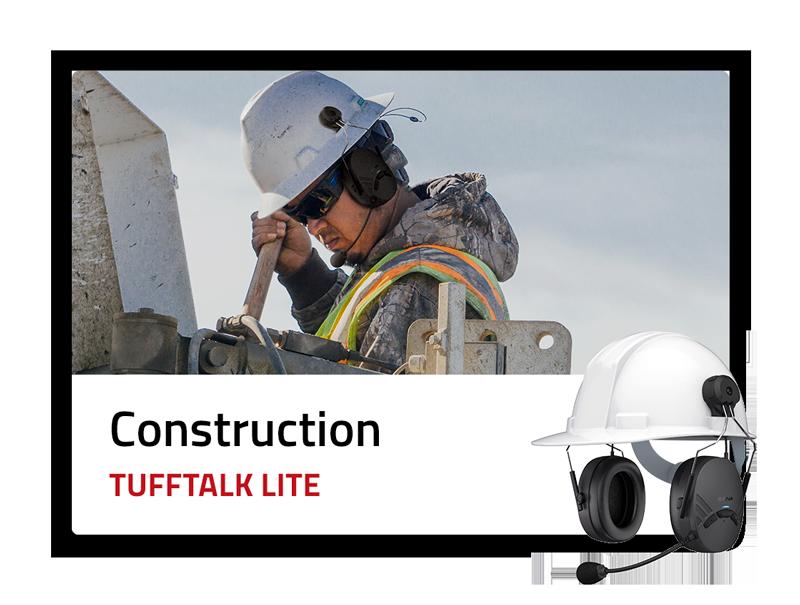Construction: Tufftalk Lite