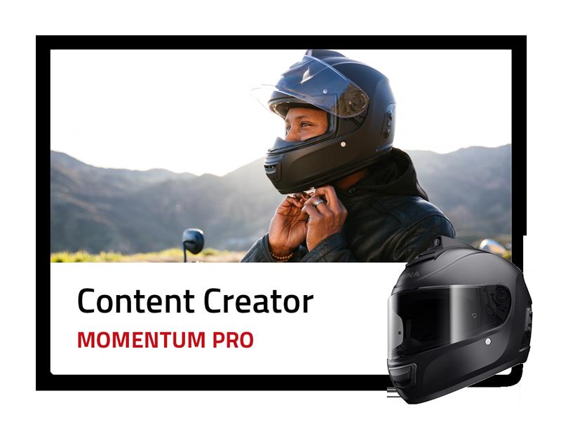 Content Creator: Momentum Pro