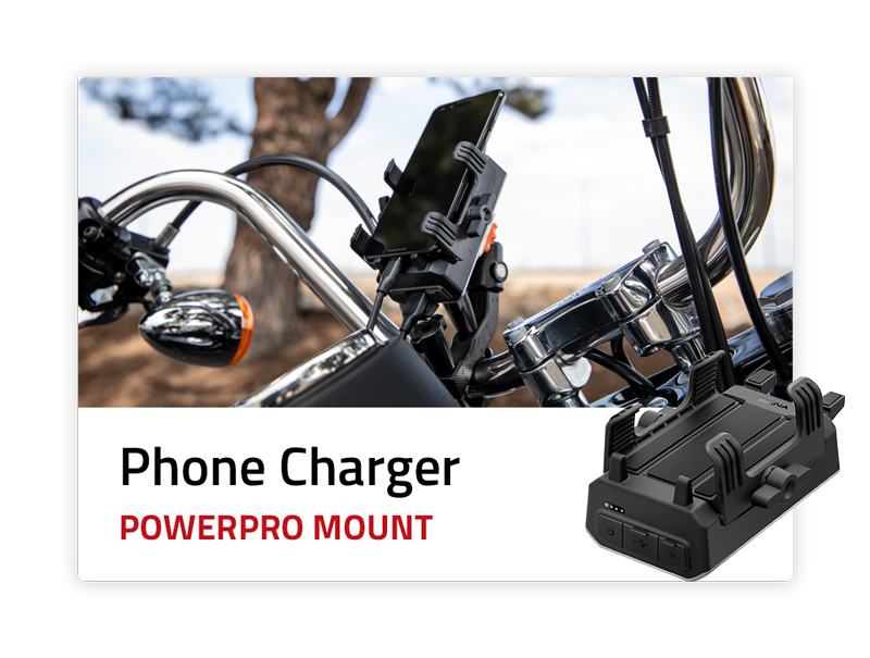 Phone Charger - PowerPro Mount