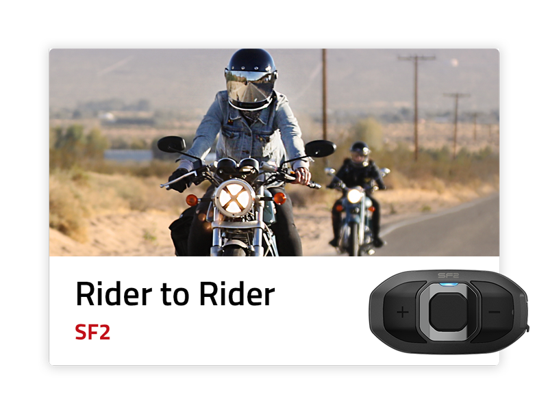 Rider to Rider: SF2