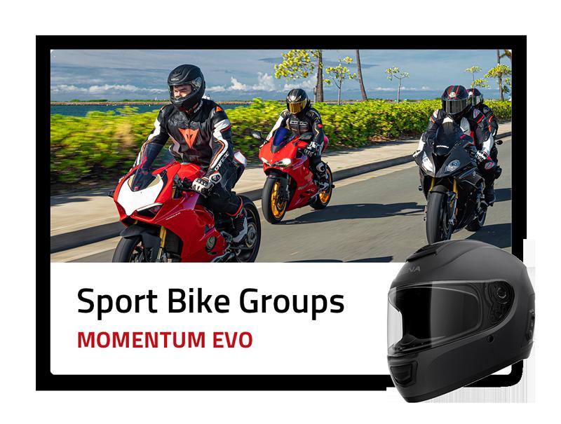 Sport Bike Groups: Momentum EVO