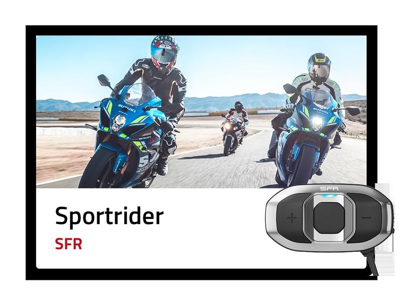 Sportriders: SFR