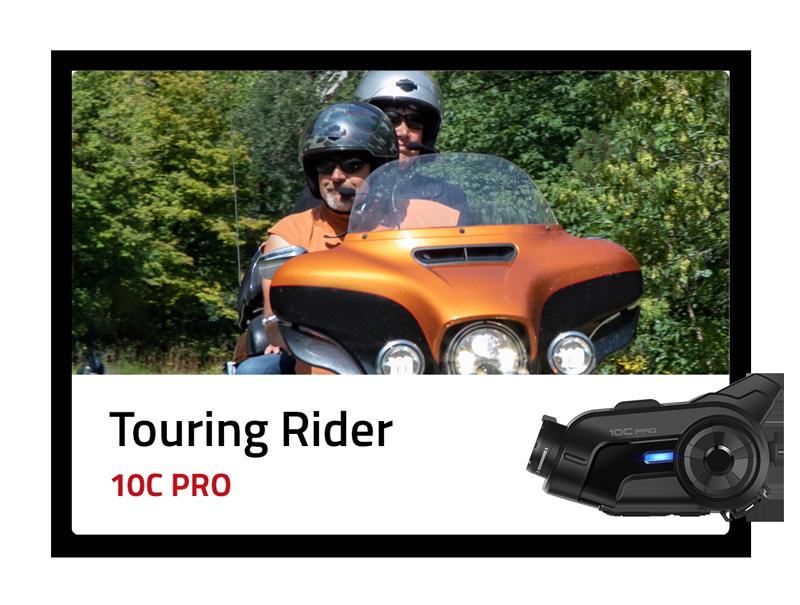 Touring Rider: 10C Pro