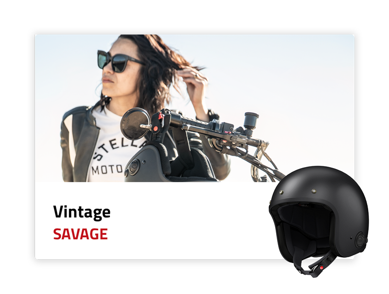 Vintage: Savage