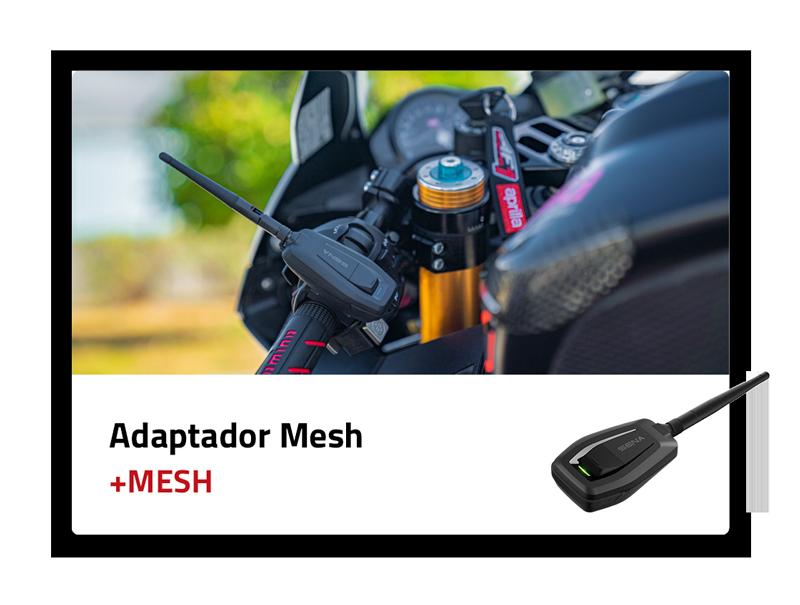 Adaptador Mesh: +Mesh