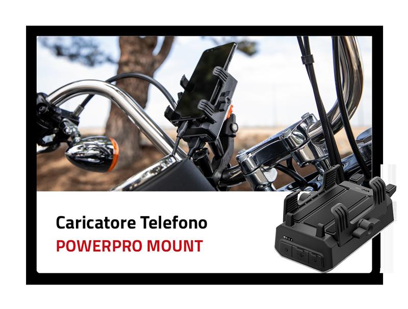 Cargador de teléfono: PowerPro Mount