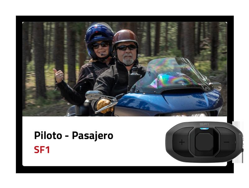 Piloto - Pasajero: SF1