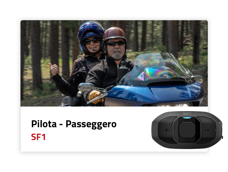 Pilota - Passeggero: SF1