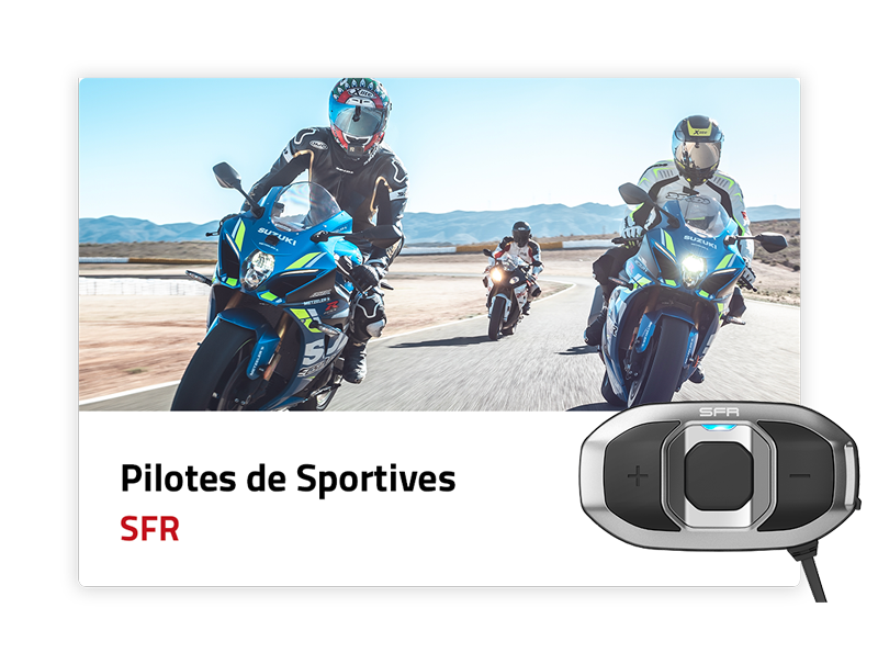 Supersportler: SFR