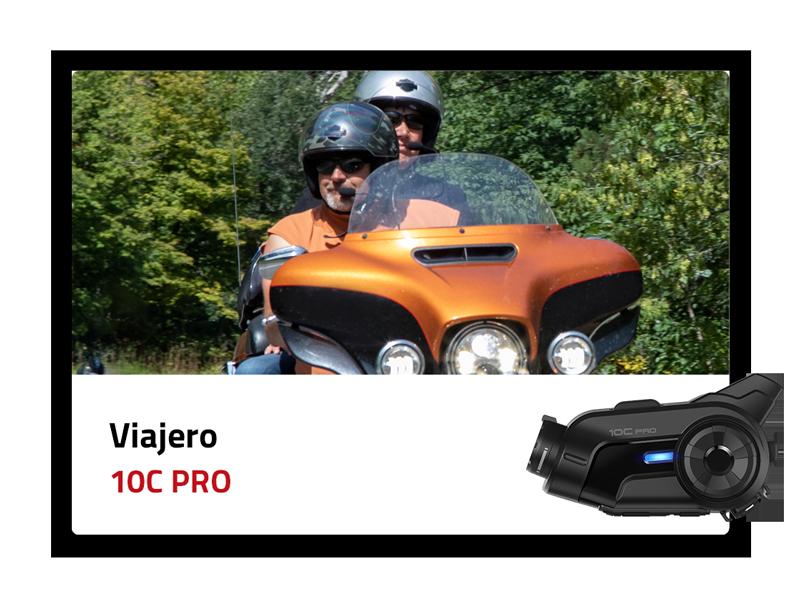 Viajero: 10C Pro