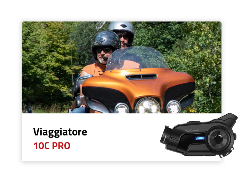 Viaggiatore: 10C Pro