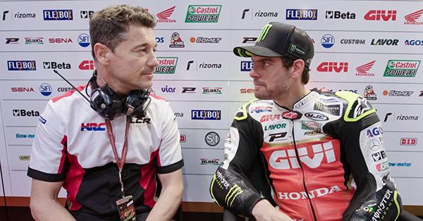 LCR Honda Sponsorship MotoGP 2019