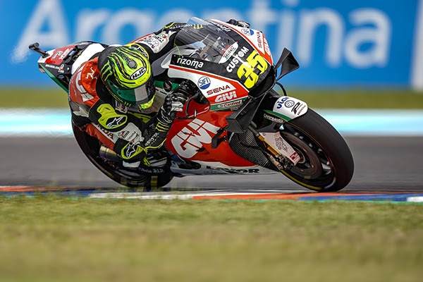 Cal Crutchlow for LCR Honda