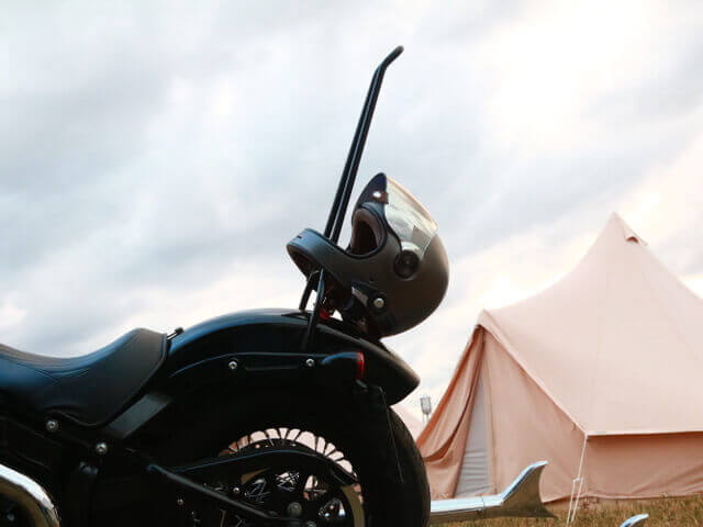 Motorcycle Camping Gear, Equipment & Tips Sena's Camping