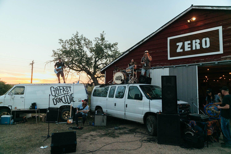 Camp Zero Barn