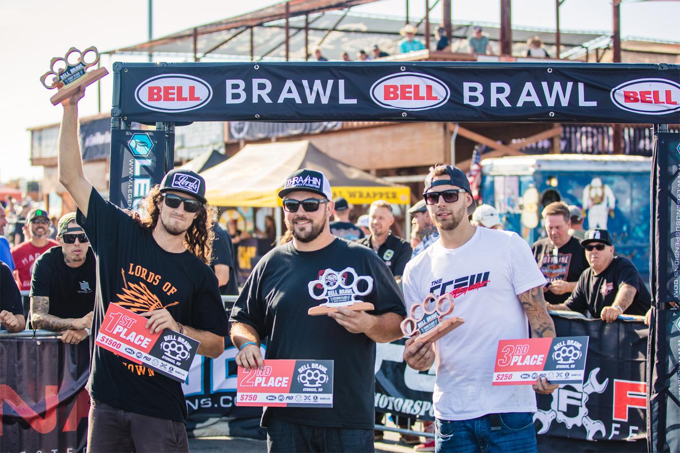 Bell Brawl Winners