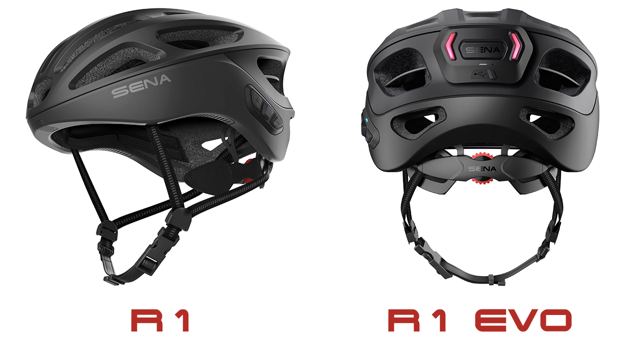 Bluetooth & Mesh Intercom Cycling Helmets