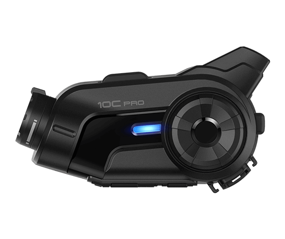 10C Pro Camera and Bluetooth Headset
