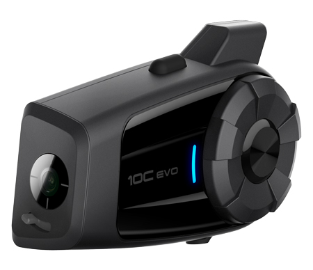10C EVO Communication and Video Recording