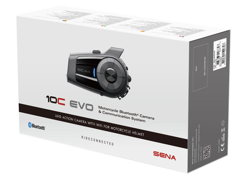 Sena 10C EVO Packaging