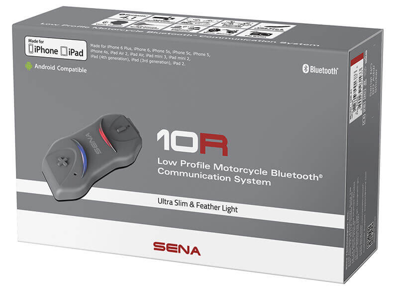 Low Profile Bluetooth Communication System