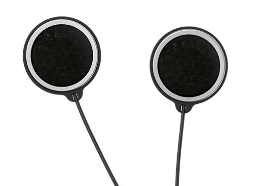 10S Microphones Close-up