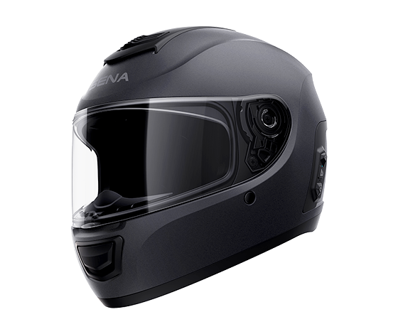 Sena Momentum EVO Bluetooth Helmet with Mesh Intercom Technology
