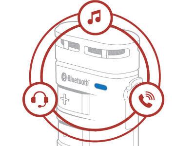 Sena Bluetooth Mic & Intercom Bluetooth Features