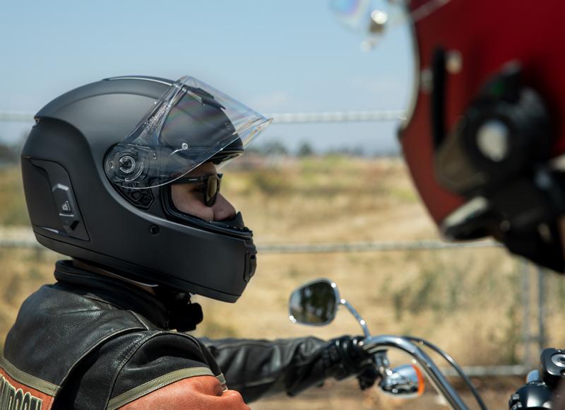 Momentum EVO Smart Helmet