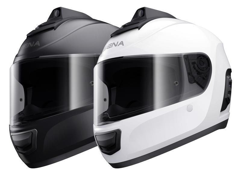 Momentum INC Helmet Black White DOT Certified
