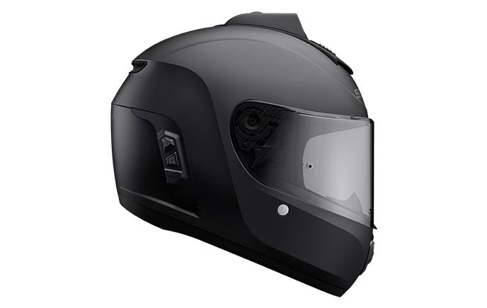 Momentum INC Pro Full-Face Helmet Black